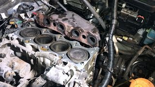 видео Проблемы с системой охлаждения, двигатель быстро греется