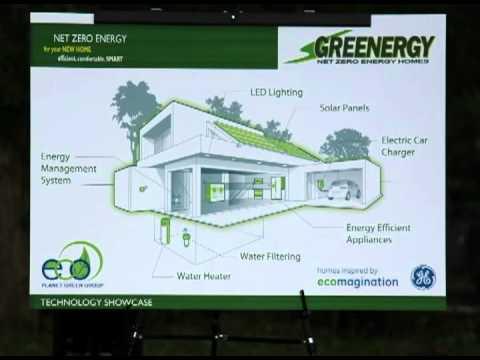 Eco-Village Ground Breaking in Dunedin, Florida