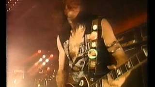 Motörhead - Built For Speed live on Meltdown, 1987 HQ