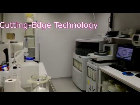 HUSLAB - Meilahti Central Pathology Laboratory Tour