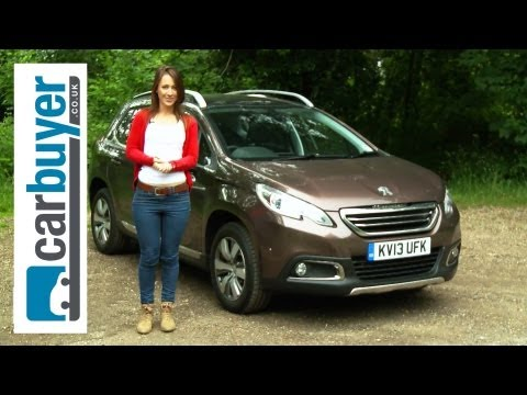 Peugeot 2008 SUV 2013 review - CarBuyer
