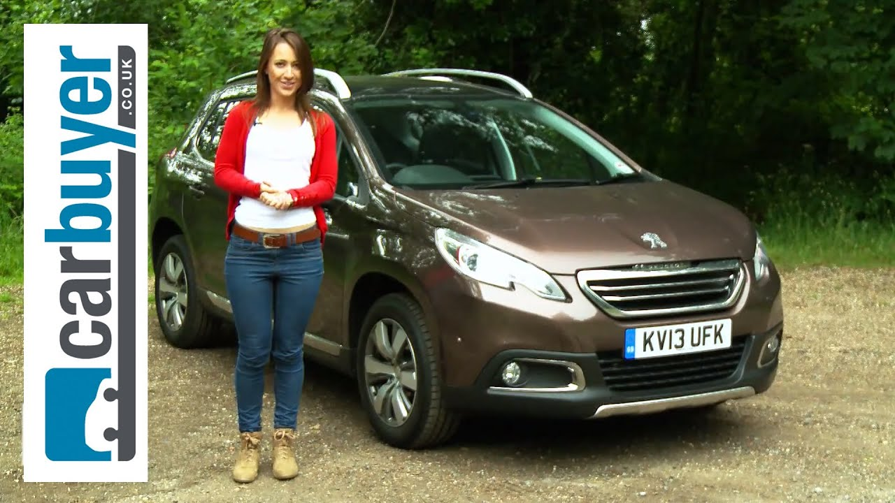Peugeot 2008 SUV 2013 review - CarBuyer - YouTube