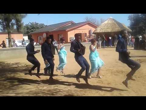 Vee Mampeezy - Wa ba a Tsile (Best Video)