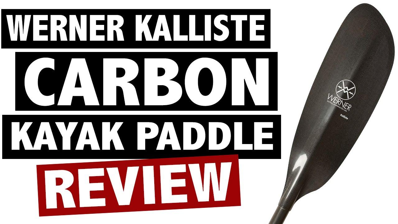 Paddle Details | Werner Paddles