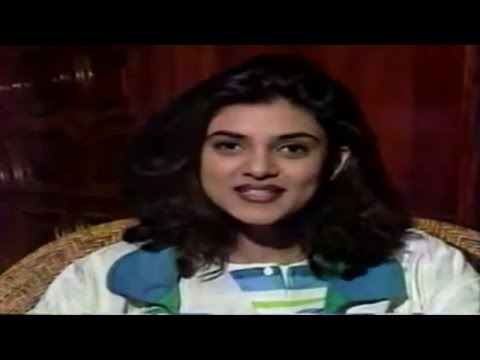 Blast From The Past: Sushmita Sen At The Miss Universe 1994 Pageant