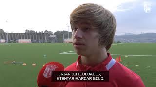 PRE-MATCH SUB-15 | SC Braga vs FC Porto