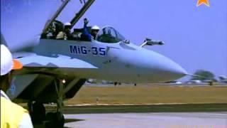 الطائره الحربيه الروسيه ميج 35 ***Mig-35***