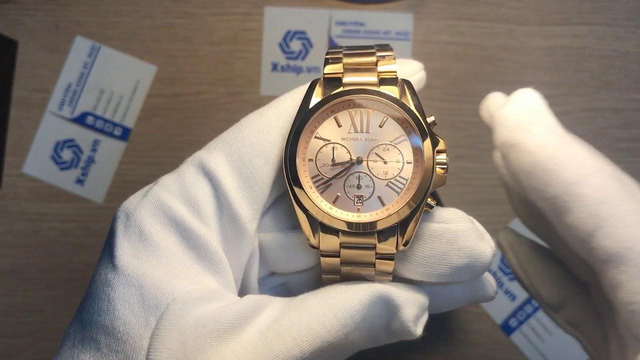 0a1cef87498 Xship.vn  Bulova Marine Star Women s 98R235 Quartz Diamond Accents  Gold-Tone 32mm Watch
