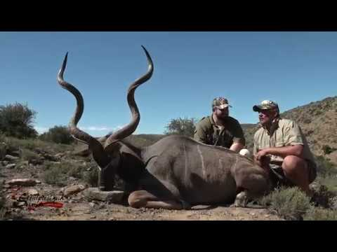 Mike's Quick Kudu Hunt, With Stompiesland Safaris.