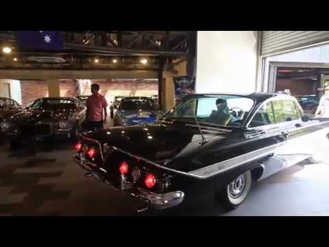 Summernats Malaysia Muscle Cars Media Drive Experience 2014