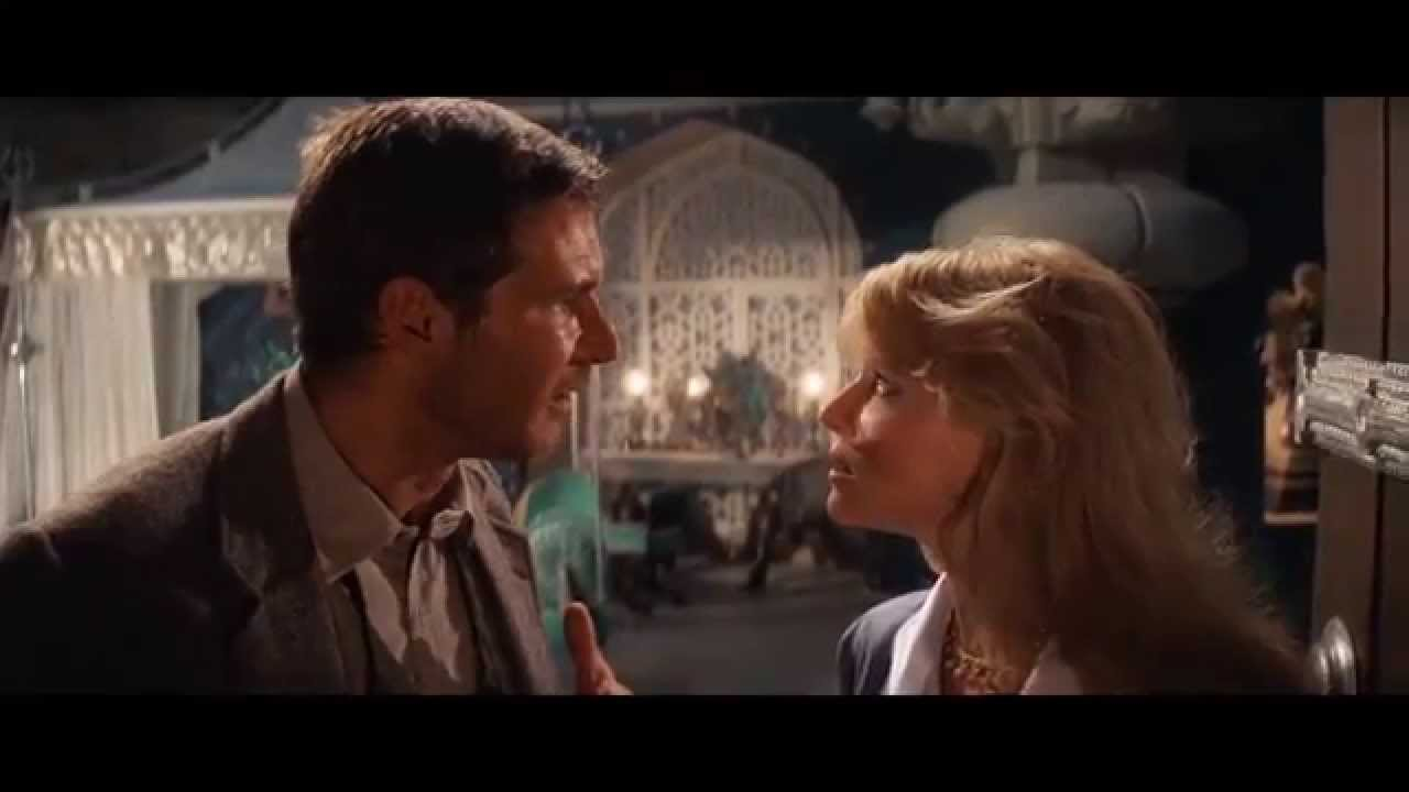 Indiana Jones Wilhelmina Willie Scott 5 Minutes