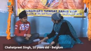 14th Oct 2014 UNITED SIKHS Lawyers won our case in the Belgian Conseil d'etat