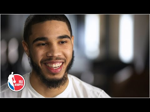 [ESPN] Jayson Tatum: Kyrie Irving gets too much undeserved blame | NBA Interview
