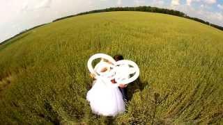 Svadebnyj klip v den' svad'by videooperator Popov Roman Tjumen' 26 07 13