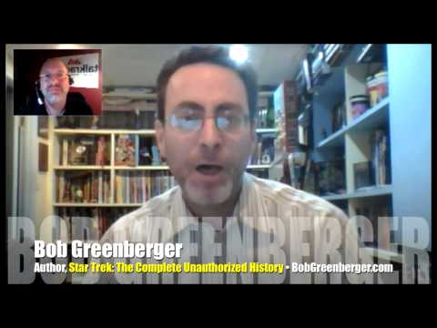 Star Trek history gets Robert Greenberger treatment! INTERVIEW