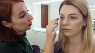 Ламинирование бровей обучающее видео. Как делать ламинирование бровей?