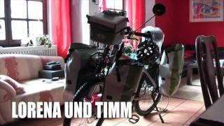 We ARE travelling - mit dem Fahrrad nach Asien