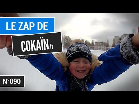 Le Zap De Cokaïn.fr N°090