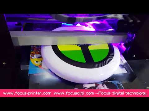 Focus A4 size  lampholder prnting machine