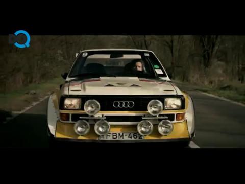 Őrület, karikákkal - Audi S1 teszt