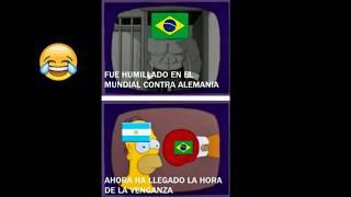 Explotan los Periodistas y #Memes post eliminacion de #Argentina la #CopaAmerica 2019