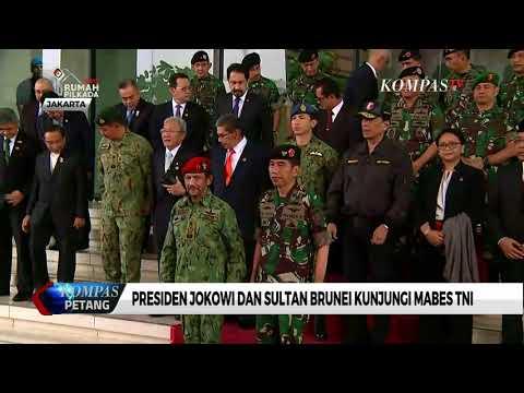 Ke Mabes TNI, Ternyata Ini Yang Bikin Sultan Brunei Kepincut