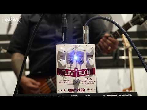 Low Blow Wampler - Combustion - Meshuggah