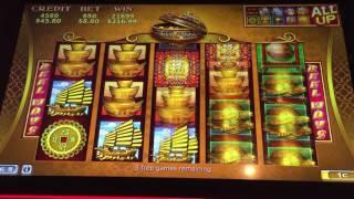 88 Fortunes Video Slot Machine --- free spins bonus $8.80 max bet
