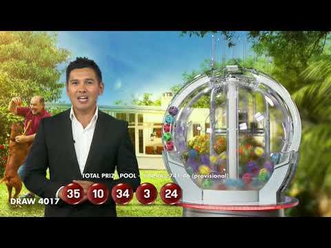 Saturday Lotto Results Draw 4017   Saturday, 18 January 2020   The Lott