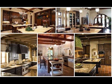 30+ Best spanish style Kitchen Design ideas