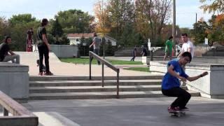 Fall Break Skate Trip 2011
