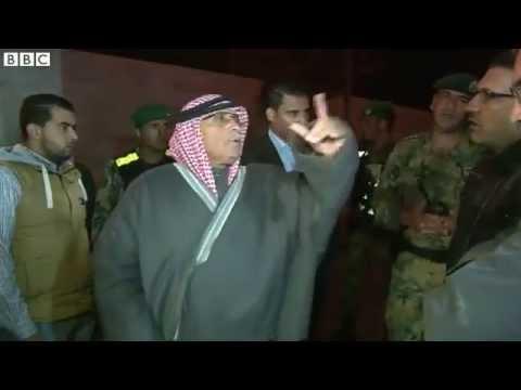 Jordan pilot hostage Moaz al Kasasbeh 'burned alive'