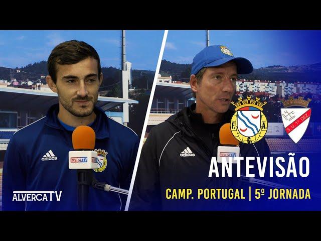 FC ALVERCA VS 1º DEZEMBRO | ANTEVISÃO