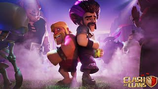 Clash of Clans 7th Anniversary