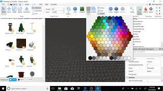 So ändern Sie die BASEPLATE-Farbe in Ihrem ROBLOX-Spiel! und 1 Tipp inklusive!