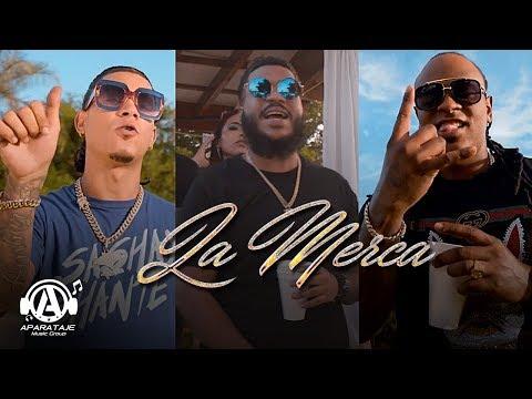 La Manta X Orlando El Moreno Feo X Dj Soba - La Merca (Video Oficial)