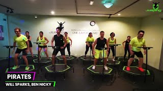 Pirates - Jumping® Fitness [HIGH INTENSITY]