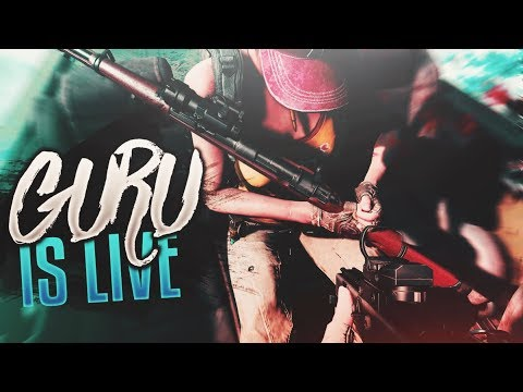 Pubg Mobile Live | Guru Is Live | Gaming Guru