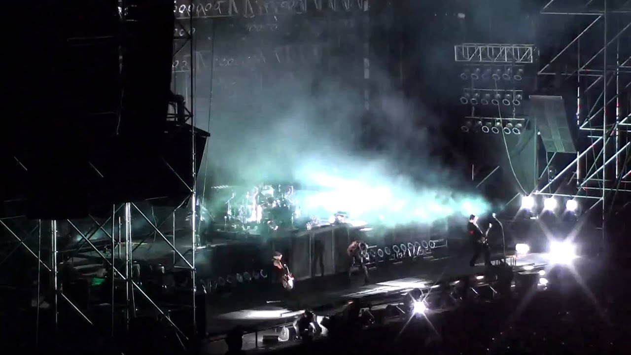 Rammstein Bückstabü Live At Chile 2010 Hd