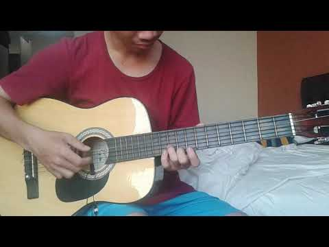 Lagu daerah padang bulan | cover gitar fingerstyle