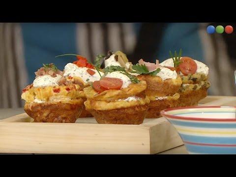 ¡Muffins de omelette! - Morfi