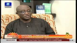National Conference: There Is No Minority Report- Tony Uranta Pt 3
