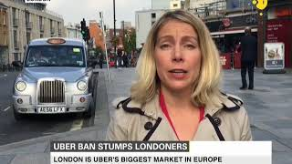 Video Uber ban in London under pressure from Black Cab Lobby? download MP3, 3GP, MP4, WEBM, AVI, FLV Oktober 2017
