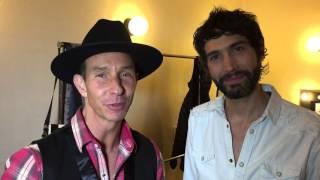 """Sasha, Benny y Erik - Presentan """"Lo Siento"""" feat. Pepe Aguilar"""
