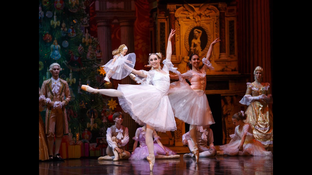 Nutcracker Ballet Full Performance Russian State Ballet Opera House Youtube