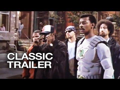 The Meteor Man Official Trailer #1 - James Earl Jones Movie (1993) HD