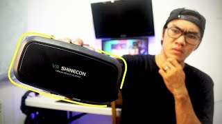 shinecon VR  Unboxing & Review