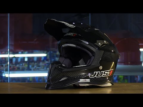 Just1 J12 Carbon Motorcycle Helmet Review