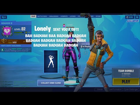 Fortnite Save The World Enforcer Grizzly Doing Glitter
