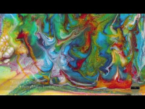 TOROSIETE - Amy Nordby : Chemistry, Color and Composition, a Video Exhibition